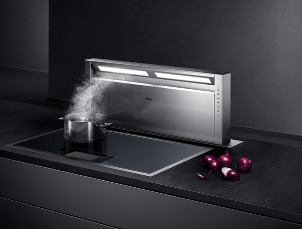gaggenau extractor 400 series table ventilation