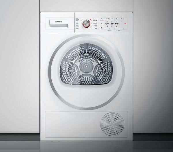 gaggenau condenser dryer