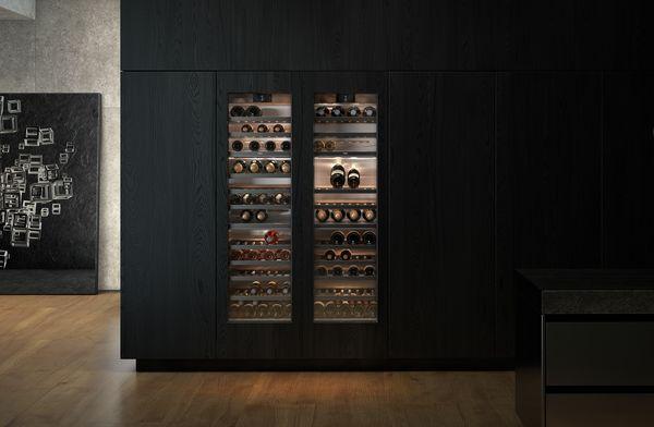 Gaggenau wine cabinet