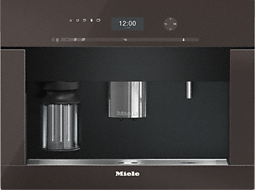 miele - built-in coffee macjine