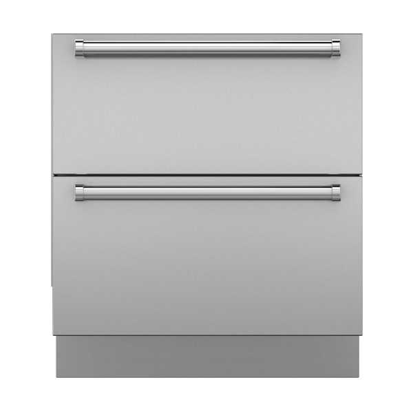 sub-zero ICBID-30RP-LG-INTEGRATED-ALL-REFRIGERATOR-DRAWERS