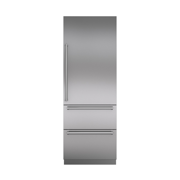 ICBIT-30CIID-integrated-tall-combinaton-refrigerator-freezer