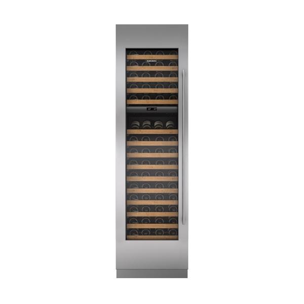 sub-zero ICBIW-24-610mm-integrated-wine-storage