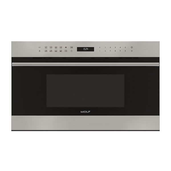 wolf - ICBMDD30TE_S_TH-MICROWAVE-DROP-DOWN-DOOR-TRANSITIONAL-E-SERIES
