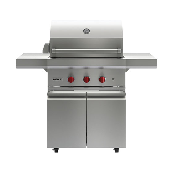 wolf - outdoor grill OG30