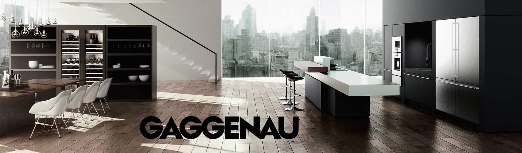 gaggenau showroom